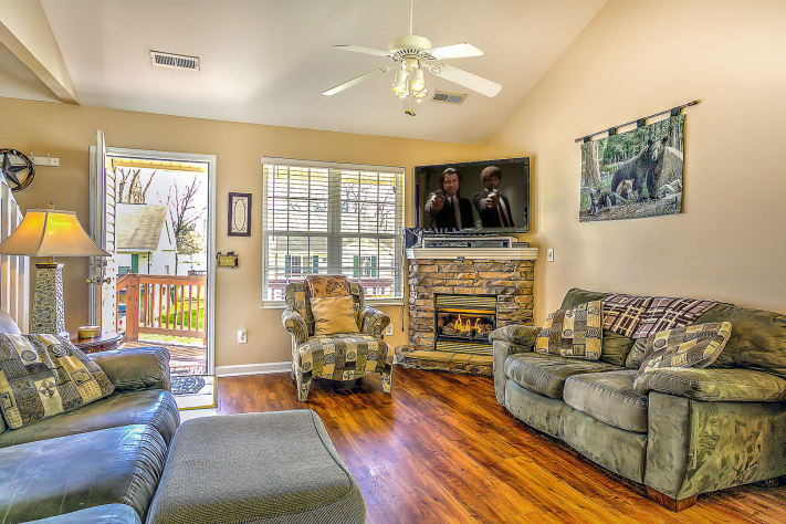 Pigeon Forge, Tennessee House Rental - Gallery Image #2
