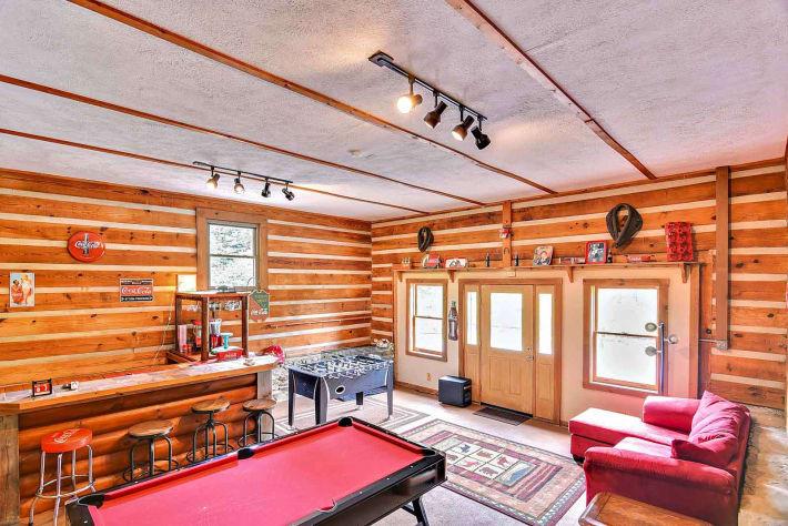 Clyde, North Carolina Cabin Rental - Gallery Image #11