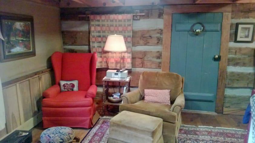 Rogersville, Tennessee Cabin Rental - Gallery Image #4