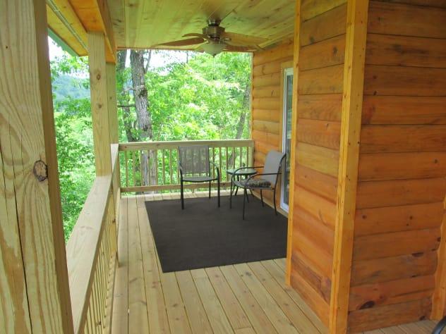 Nantahala Lake, North Carolina Cabin Rental - Gallery Image #11