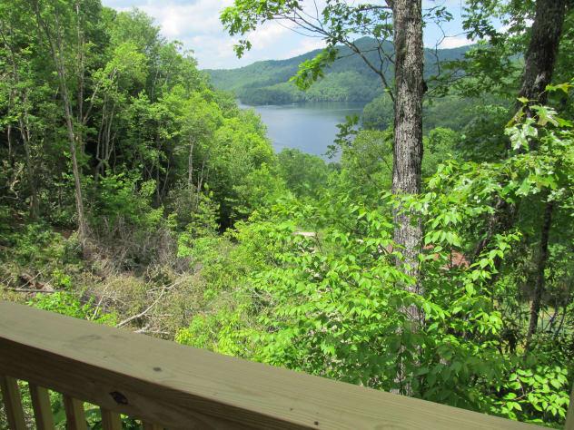 Nantahala Lake, North Carolina Cabin Rental - Gallery Image #12