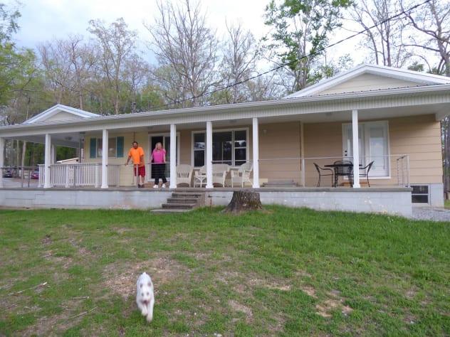 Douglas Lake, Tennessee House Rental - Gallery Image #2