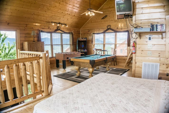 Sevierville, Tennessee Cabin Rental - Gallery Image #14