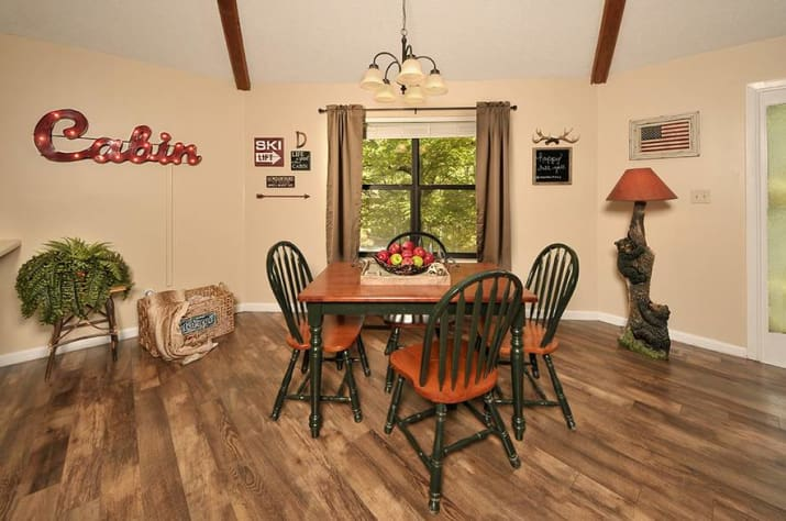 Gatlinburg, Tennessee Chalet Rental - Gallery Image #8