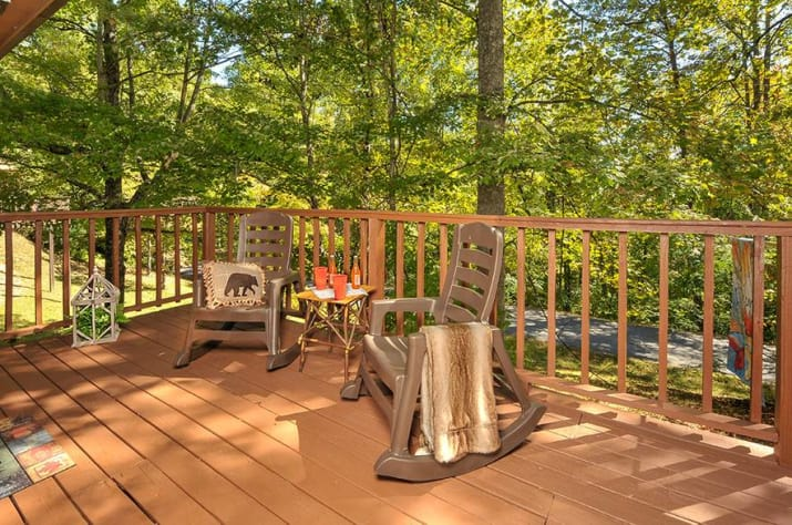 Gatlinburg, Tennessee Chalet Rental - Gallery Image #6