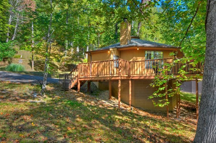Gatlinburg, Tennessee Chalet Rental - Gallery Image #2