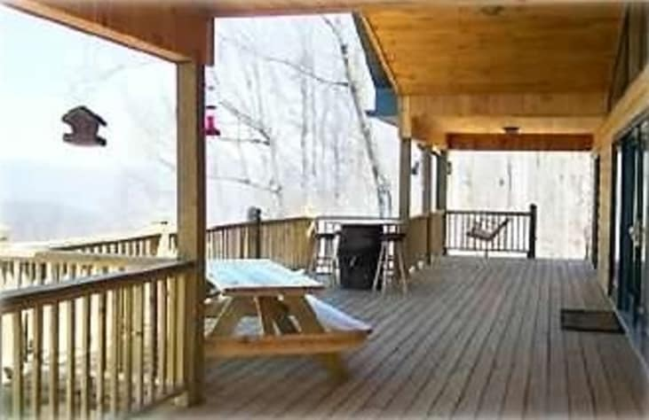 Nantahala Lake, North Carolina Cabin Rental - Gallery Image #7