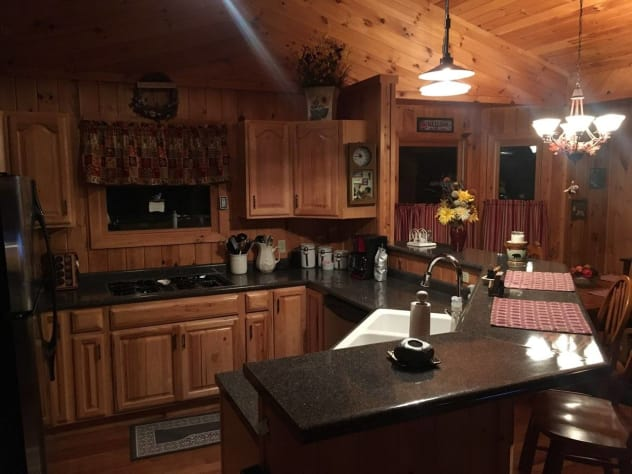 Nantahala Lake, North Carolina Cabin Rental - Gallery Image #10