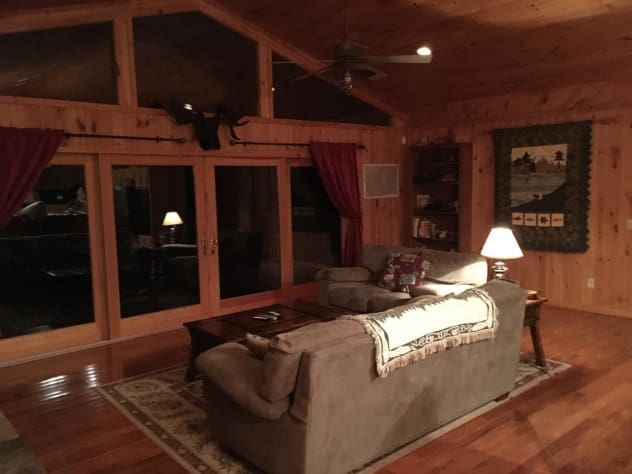 Nantahala Lake, North Carolina Cabin Rental - Gallery Image #11