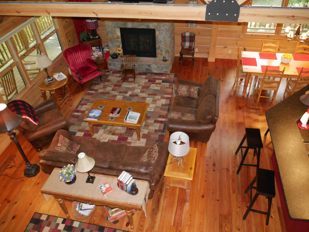 Banner Elk, North Carolina Cabin Rental - Gallery Image #2