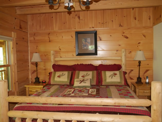 Banner Elk, North Carolina Cabin Rental - Gallery Image #4