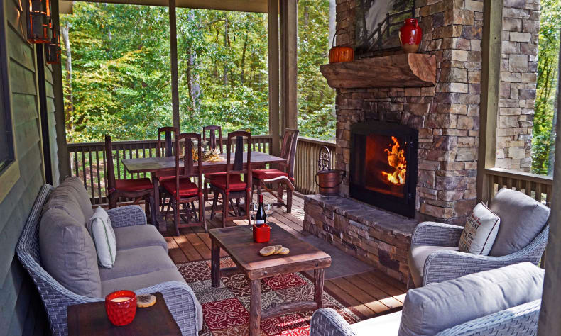 Franklin, North Carolina Cabin Rental - Gallery Image #9
