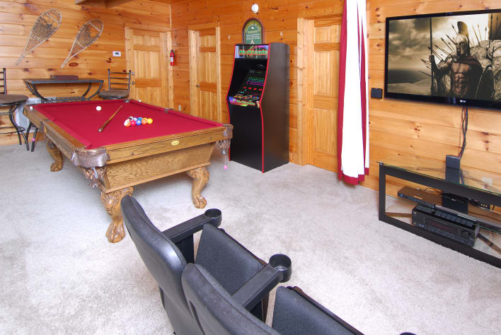 Sevierville, Tennessee Cabin Rental - Gallery Image #8