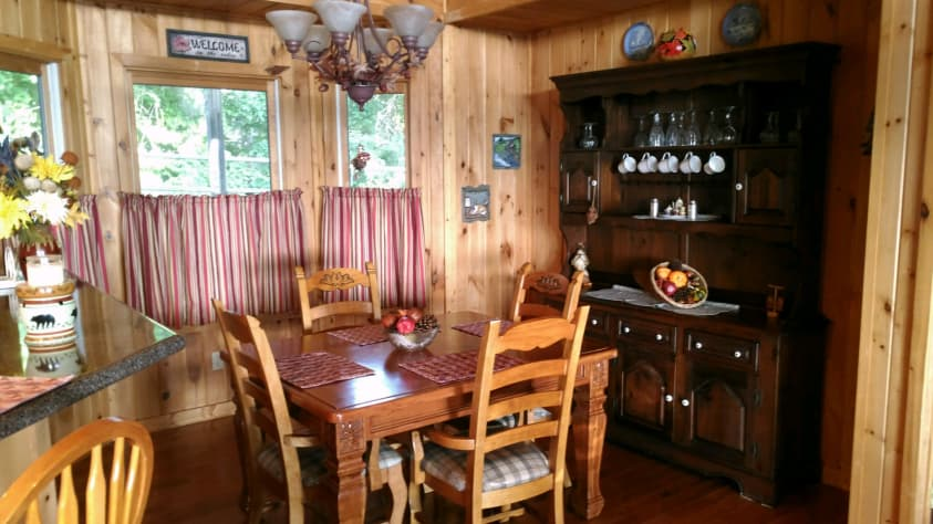 Nantahala Lake, North Carolina Cabin Rental - Gallery Image #15