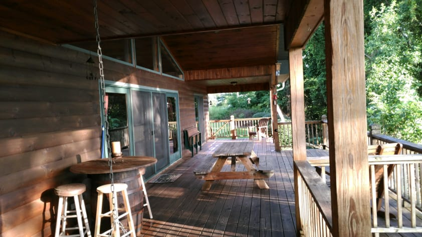 Nantahala Lake, North Carolina Cabin Rental - Gallery Image #21