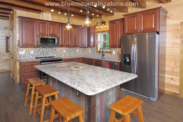 Gatlinburg, Tennessee Cabin Rental - Gallery Image #6