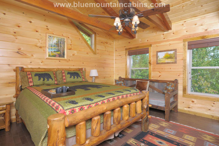 Gatlinburg, Tennessee Cabin Rental - Gallery Image #17