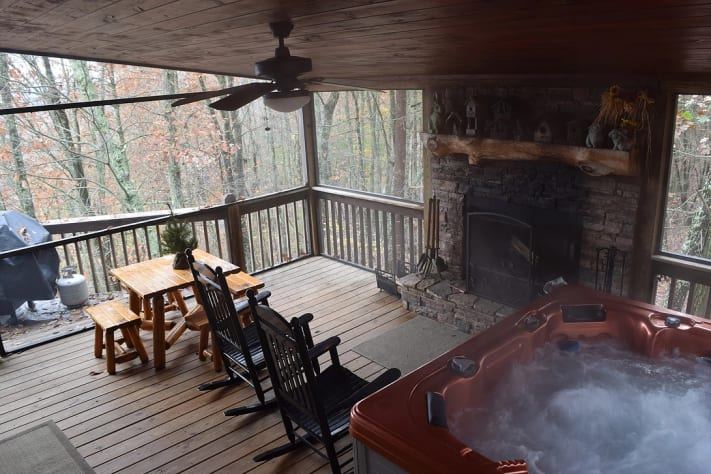 Blue Ridge, Georgia House Rental - Gallery Image #5