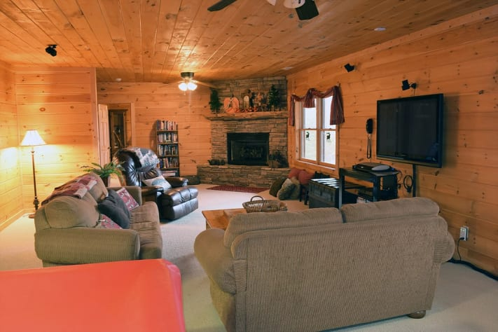 Blue Ridge, Georgia House Rental - Gallery Image #6