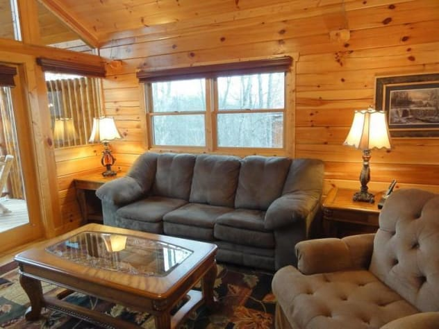 Pigeon Forge, Tennessee Cabin Rental - Gallery Image #3