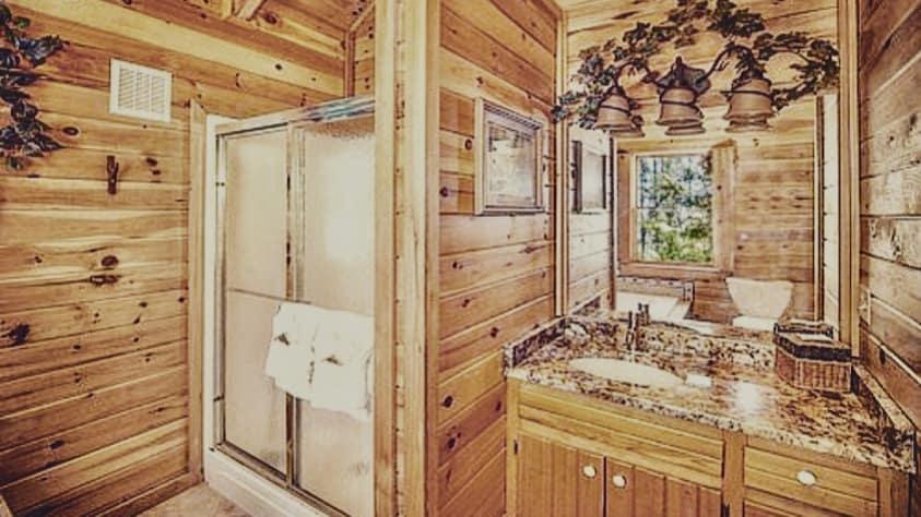 Gatlinburg, Tennessee Cabin Rental - Gallery Image #15