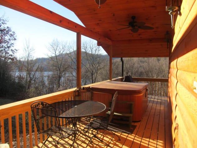 Nantahala Lake, North Carolina Cabin Rental - Gallery Image #20