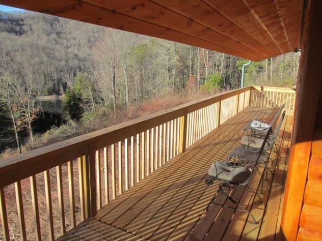 Nantahala Lake, North Carolina Cabin Rental - Gallery Image #21