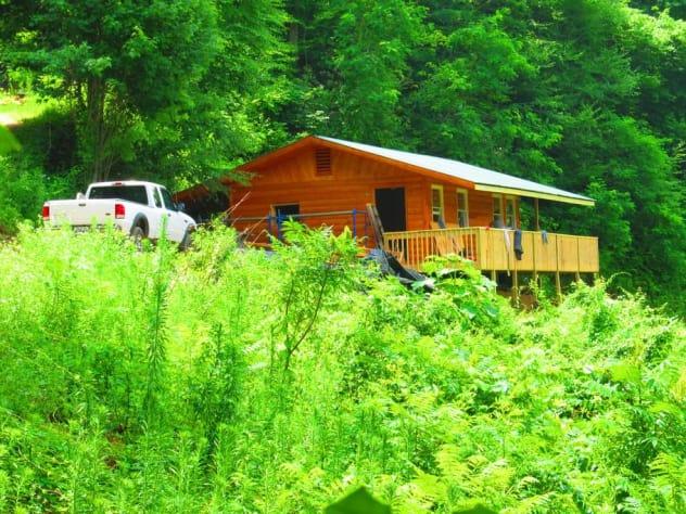 Nantahala Lake, North Carolina Cabin Rental - Gallery Image #1