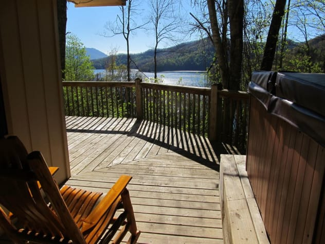 Nantahala Lake, North Carolina Cabin Rental - Gallery Image #16