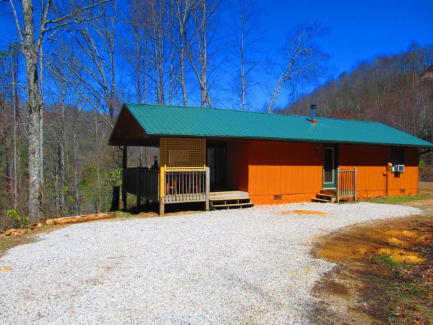 Nantahala Lake, North Carolina Cabin Rental - Gallery Image #13