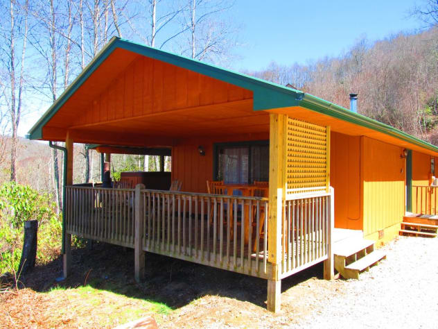 Nantahala Lake, North Carolina Cabin Rental - Gallery Image #2