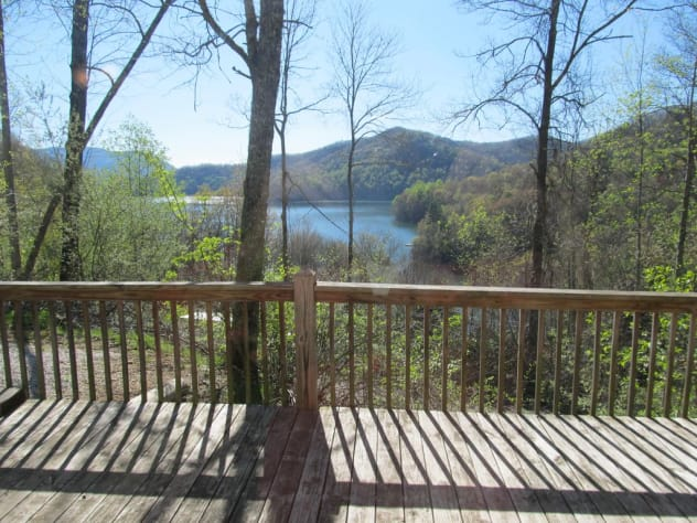 Nantahala Lake, North Carolina Cabin Rental - Gallery Image #14