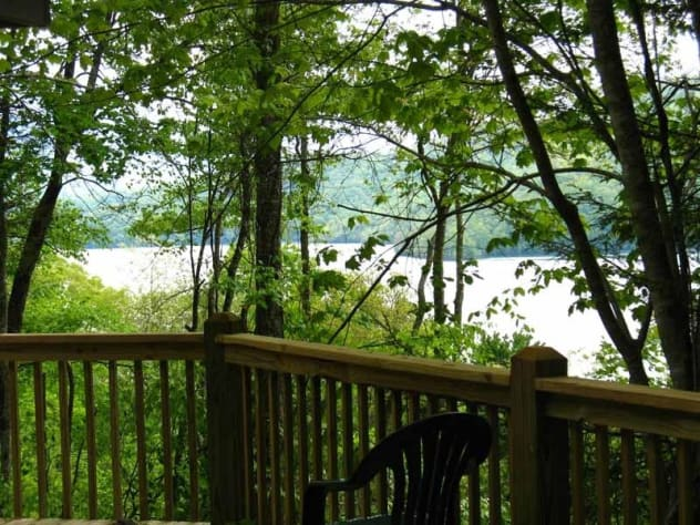 Nantahala Lake, North Carolina Cabin Rental - Gallery Image #12