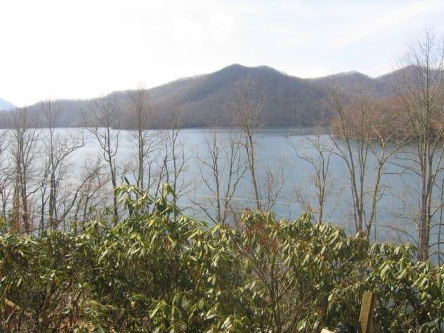 Nantahala Lake, North Carolina Cabin Rental - Gallery Image #2