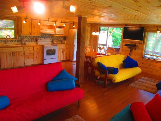 Nantahala Lake, North Carolina Cabin Rental - Gallery Image #6