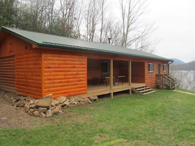 Nantahala Lake, North Carolina Cabin Rental - Gallery Image #3