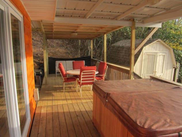 Nantahala Lake, North Carolina Cabin Rental - Gallery Image #13