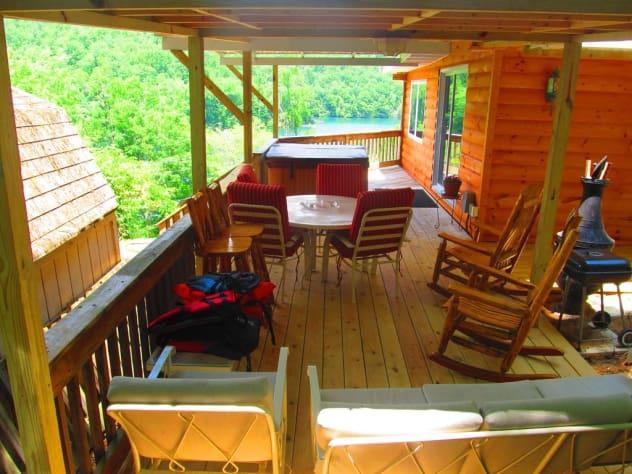 Nantahala Lake, North Carolina Cabin Rental - Gallery Image #23