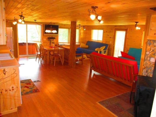 Nantahala Lake, North Carolina Cabin Rental - Gallery Image #7
