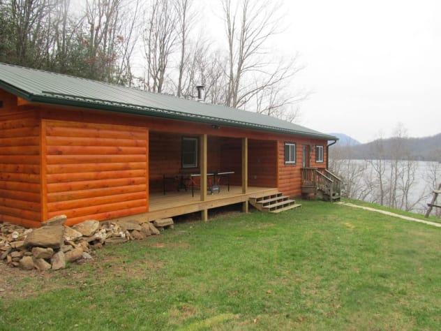 Nantahala Lake, North Carolina Cabin Rental - Gallery Image #24