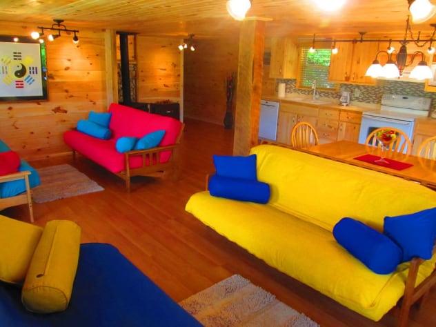 Nantahala Lake, North Carolina Cabin Rental - Gallery Image #5