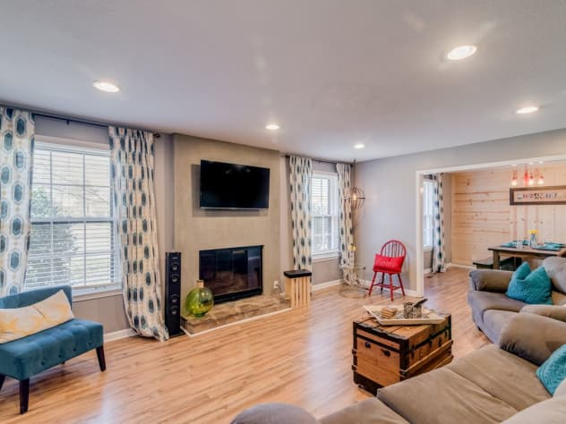 Nashville, Tennessee House Rental - Gallery Image #4