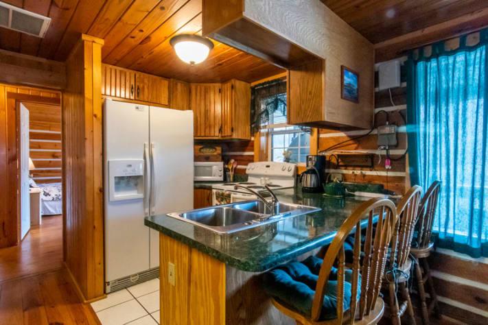 Chatuge Lake, Georgia Cabin Rental - Gallery Image #3