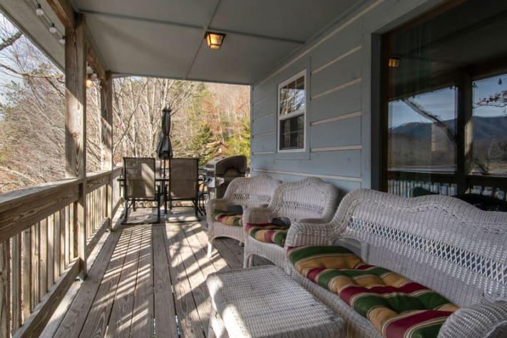 Chatuge Lake, Georgia Cabin Rental - Gallery Image #15