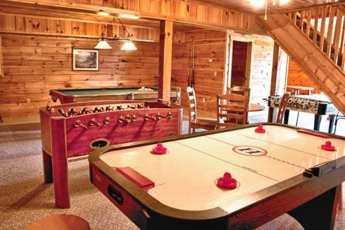 Townsend, Tennessee Cabin Rental - Gallery Image #12