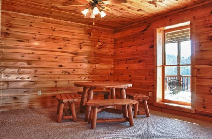 Townsend, Tennessee Cabin Rental - Gallery Image #15