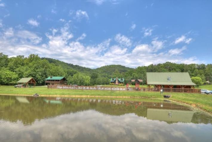 Townsend, Tennessee Cabin Rental - Gallery Image #17