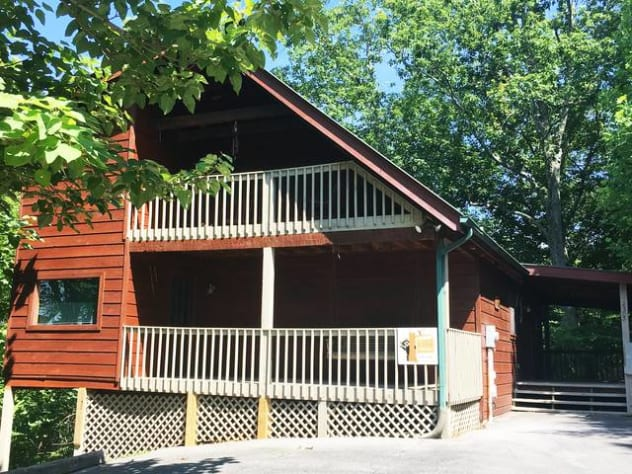 Pigeon Forge, Tennessee Cabin Rental - Gallery Image #1