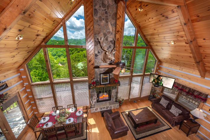 Sevierville, Tennessee Chalet Rental - Gallery Image #9