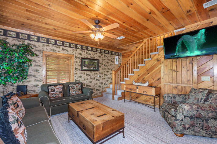 Sevierville, Tennessee Chalet Rental - Gallery Image #10